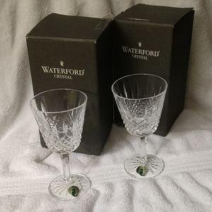 Waterford Bunclody Wine Glasses